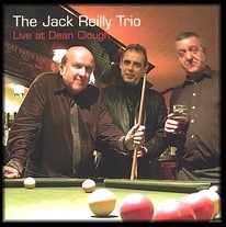 Live at Dean Clough CD -Jack Reilly